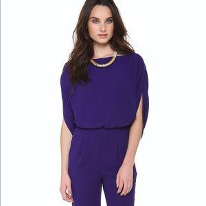 Diane Von Furstenberg Lucy Jumpsuit Size: 6